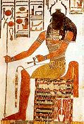The EGYPTIAN GOD KHEPRI